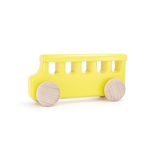 Bajo Houten Speelgoed Bajo Schoolbus