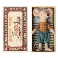 Maileg Grote broer  muis in doosje