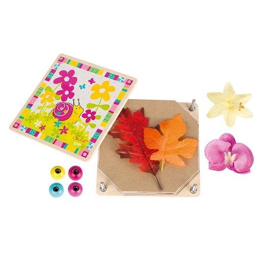 Goki Goki Pers voor bloemen en bladeren