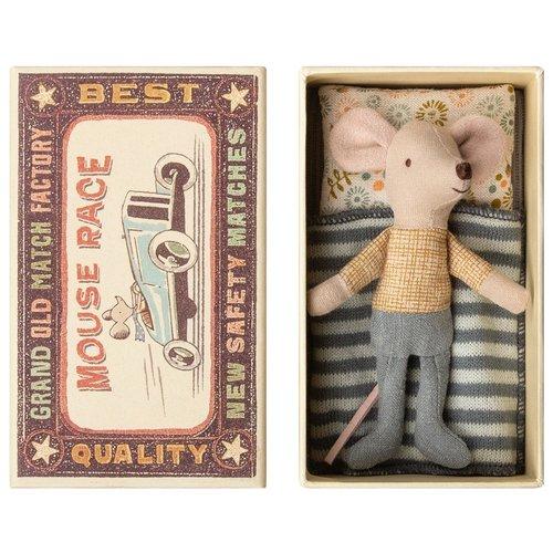 Maileg Maileg kleine broer muis in doosje