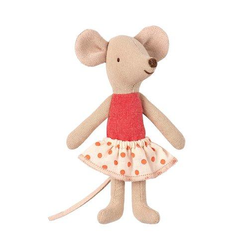 Maileg Maileg klein zusje  muis in doosje