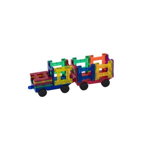 Playmags Playmags auto set (2 onderstellen)
