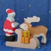 Holztiger complete Kerst voordeelset