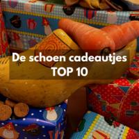 Schoen cadeautjes top 10