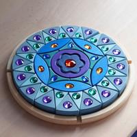 Grimms Sparkling Mandala