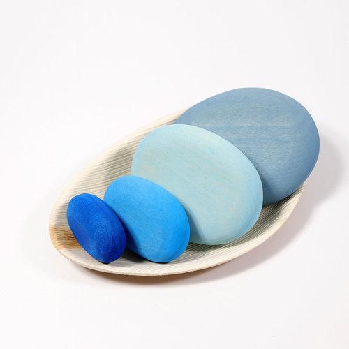 Grimms Grimms Rivierstenen blauw