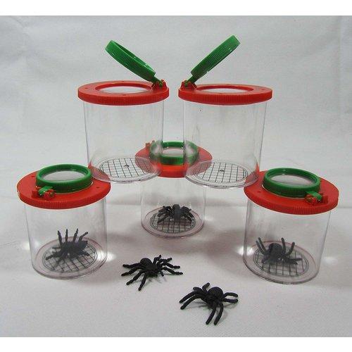 Goki Goki Insectendoosje met vergrootglas