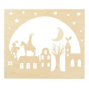 De Noest De Noest Grote Sinterklaas Plaat