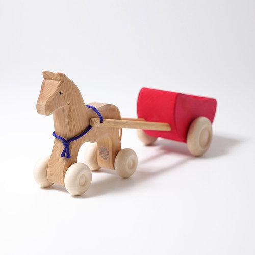 Grimms Grimms Houten Paard Groot