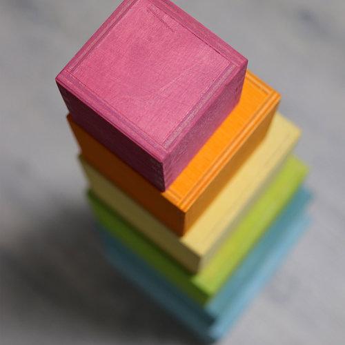 Grimms Grimms Grote set boxen Pastel