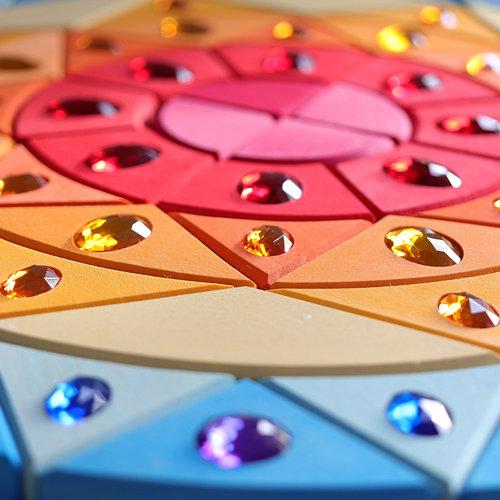 Grimms Grimms Glitter Mandala Sun