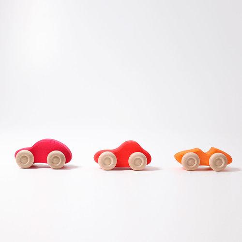 Grimms Grimms Set van 6 Autos