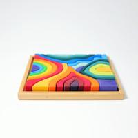 Grimms Kleine 4 elementen puzzel