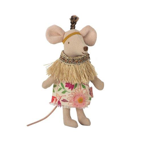 Maileg Maileg Tipi met Kleine Veer muis