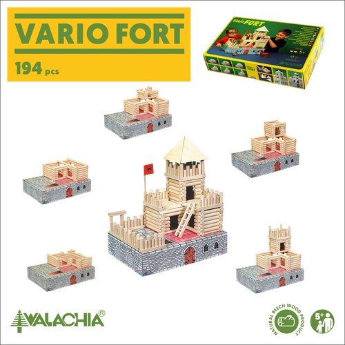 Walachia Walachia Bouwset Vario Fort