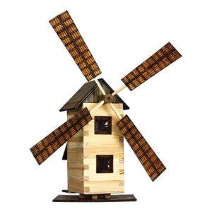 Walachia Walachia Bouwset houten Windmolen