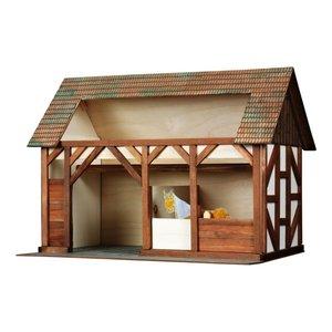 Walachia Walachia Bouwset houten stal