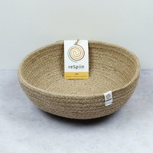 Respiin Respiin Mand Jute Naturel Medium