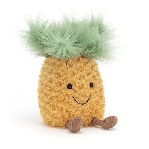 Jellycat Knuffels Vrolijke Ananas