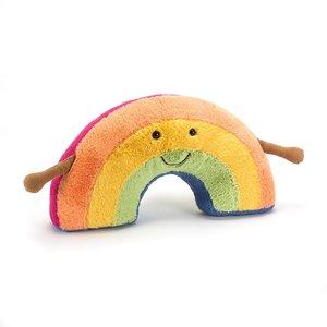 Jellycat Knuffels Vrolijke Regenboog
