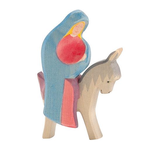 Ostheimer Ostheimer Maria op de Ezel