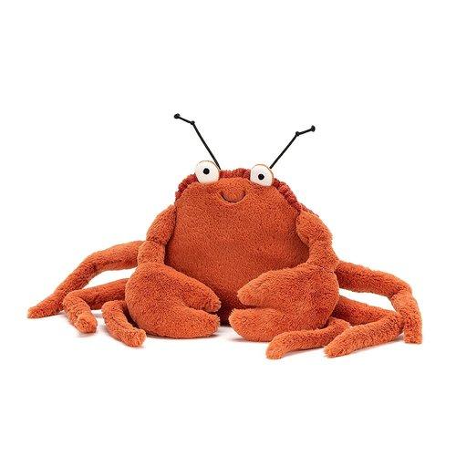 Jellycat Knuffels Crispin de Krab