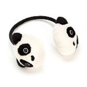 Jellycat Knuffels Panda oorwarmers