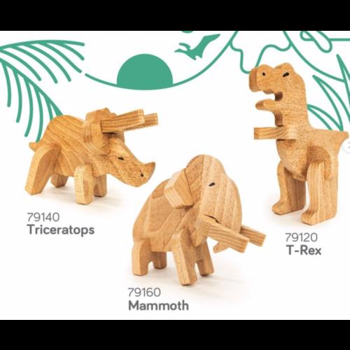 Bajo Houten Speelgoed Bajo Paleo T-Rex