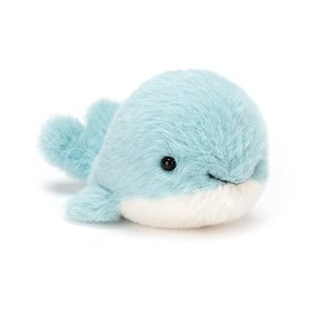 Jellycat Knuffels Willy de Walvis