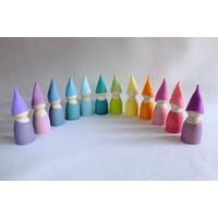 Atelier Pippilotta Kaboutermutsjes Pastel