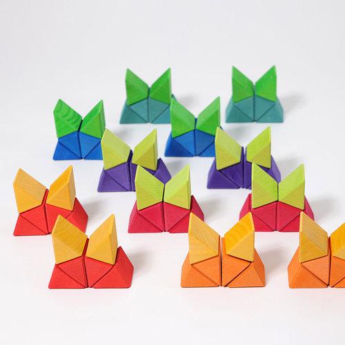 Grimms Grimms Octagon  bouwset groot