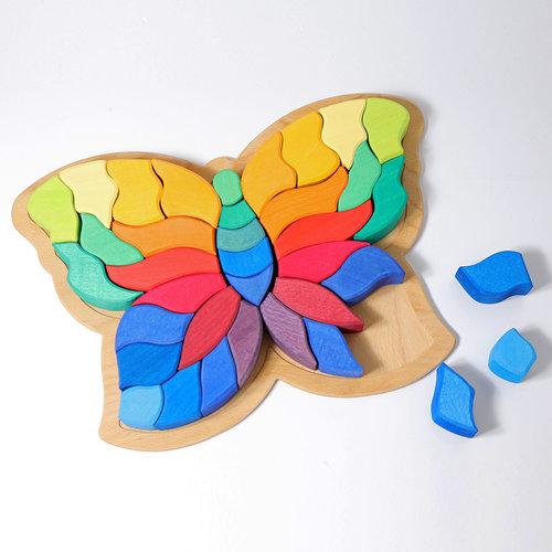 Grimms Grimms Vlinder bouwset