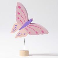 Grimms Steker Roze Vlinder