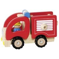 Goki Houten Brandweerwagen