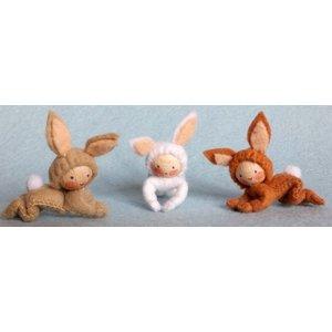 Atelier Pippilotta  Atelier Pippilotta 3 konijnen