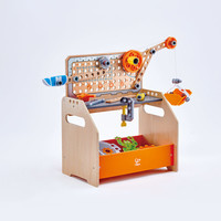 Hape Werkbank met 10 experimenten