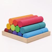 Grimms Rollers groot regenboog