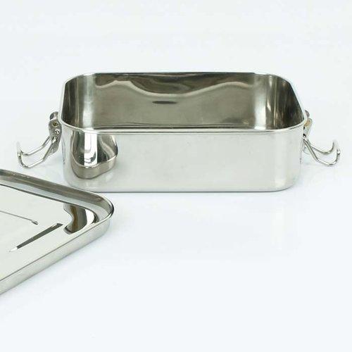 A Slice of Green Adoni - RVS Lunch Box lekvrij