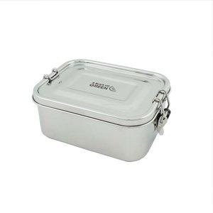 A Slice of Green Doda - RVS Lunch Box lekvrij
