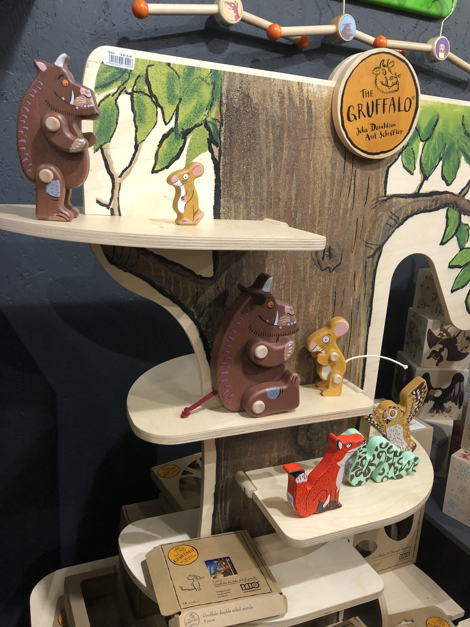 Hout en Plezier at the Spielwarenmesse 2020