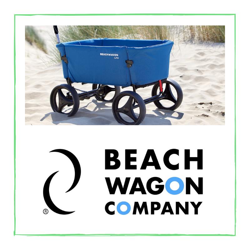 Beachwagon Bolderkar bij Hout en Plezier