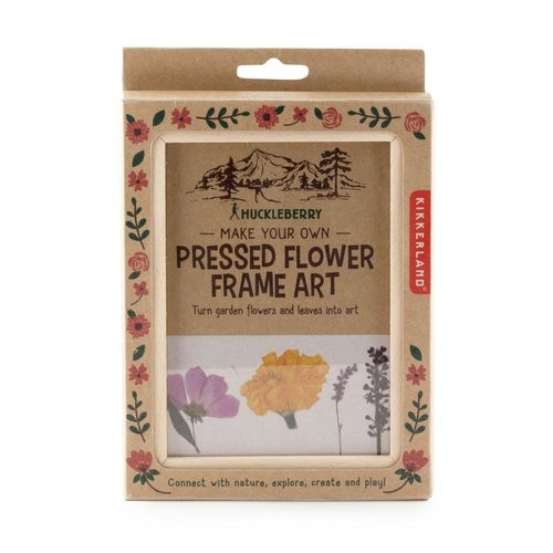 Kikkerland Huckleberry Lijst voor gedroogde bloemen