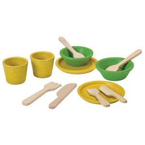 Plan Toys Plan Toys Houten Servies