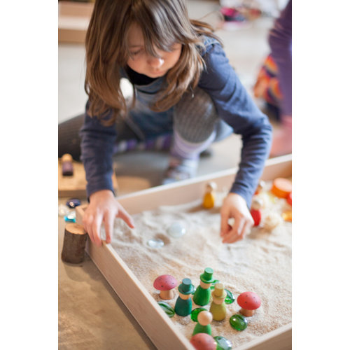 Hout & Plezier Modelling Sand