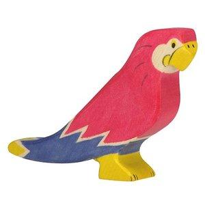 Holztiger Holztiger Papegaai
