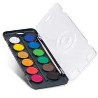 Aquarelverf set 12 kleuren