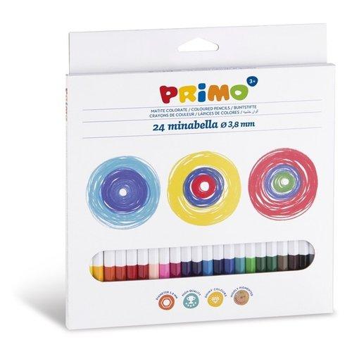 Primo Primo 24 Minabella kleurpotloden