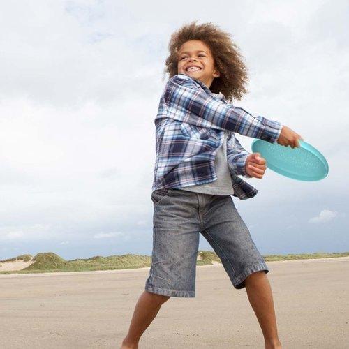 Quut Quut Frisbee met zeef - blauw