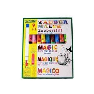 Ökonorm Ökonorm Magic 9 kleuren + 1 geheimschrijver