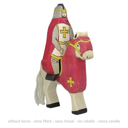 Holztiger Holztiger Ridder zonder Paard